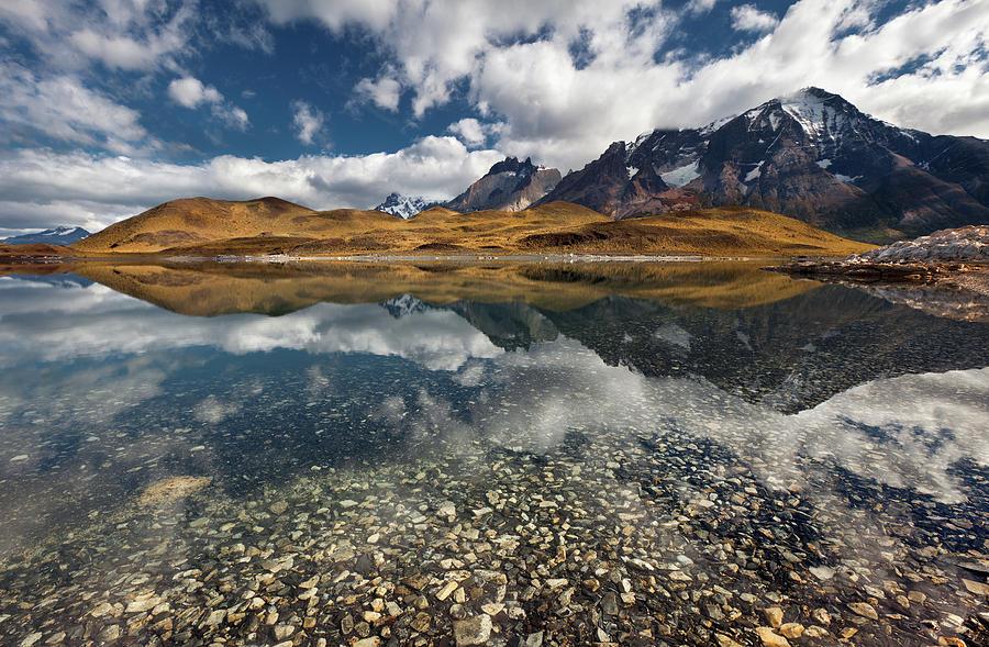 Chile Photograph - ...illusoriness... by Valeriy Shcherbina