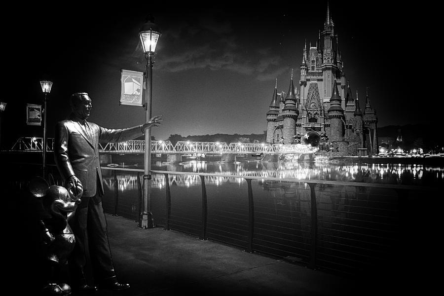 Walt Photograph - Imagine If by Ryan Crane