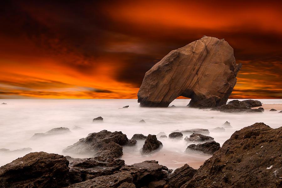 Seascape Photograph - Imagine by Jorge Maia