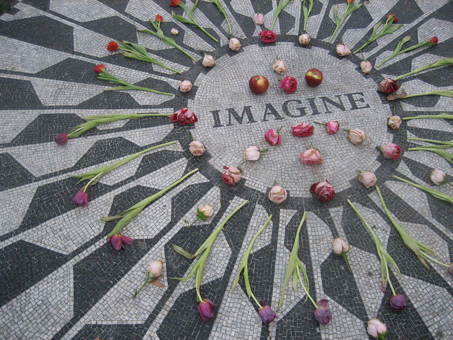 Imagine Photograph - Imagine by Kendell Timmers