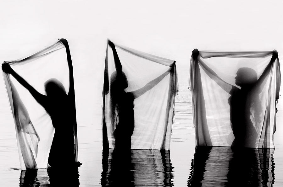 Women Photograph - Imagine by Cambion Art