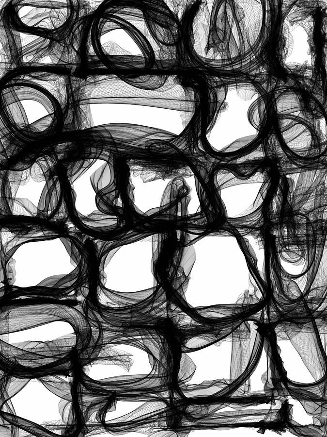 Digital Painting - Imbroglio by Guillermo De Llera