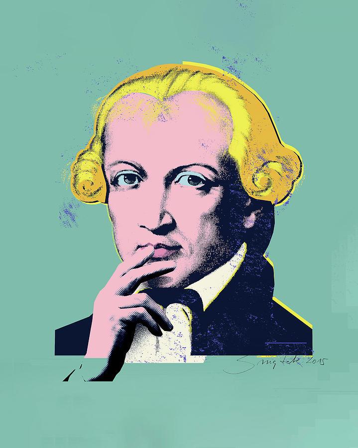 Immanuel Kant Art