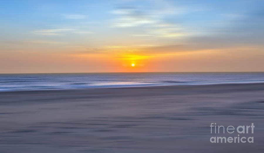 Outer Banks Photograph - Imminent Light - A Tranquil Moments Landscape by Dan Carmichael