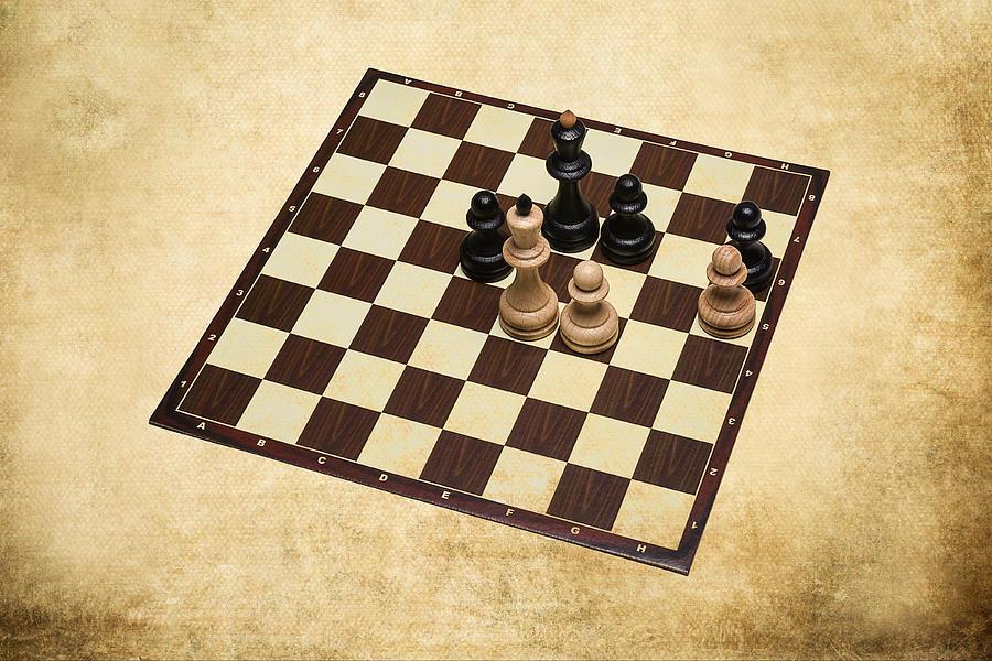 Immortal Chess - Bogoljubov - Alekhine 1922