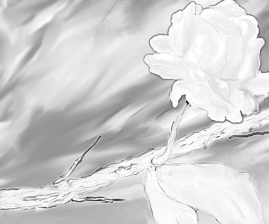 Immortal Painting - Immortal Love by Nicla Rossini