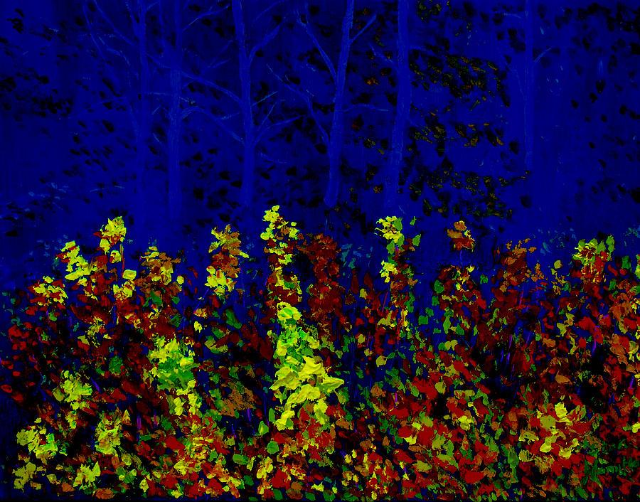 Landscape Painting - Impression 2 by Stan Hamilton