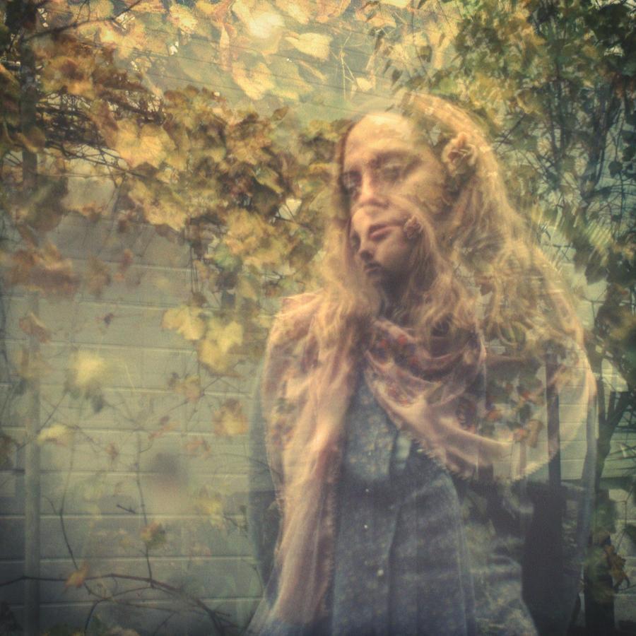 Portrait Photograph - Impression II by Taylan Apukovska