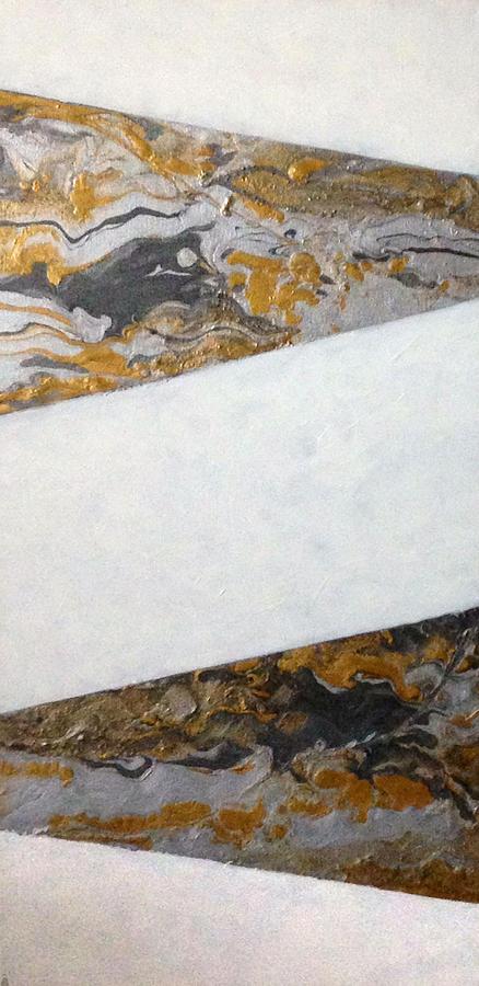 Acrylic Painting - Impression by Sonali Kukreja