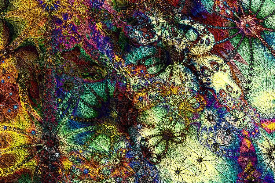Impressions Digital Art - Impressions by Kiki Art