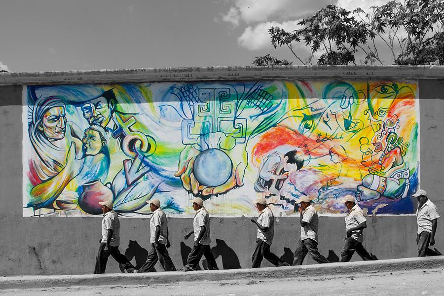 Mural Photograph - Impressive Genetics by Tyler Lucas