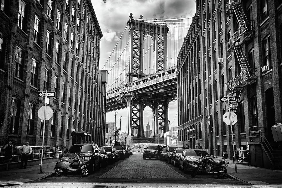 Architecture Photograph - In America by Lidia Vanhamme