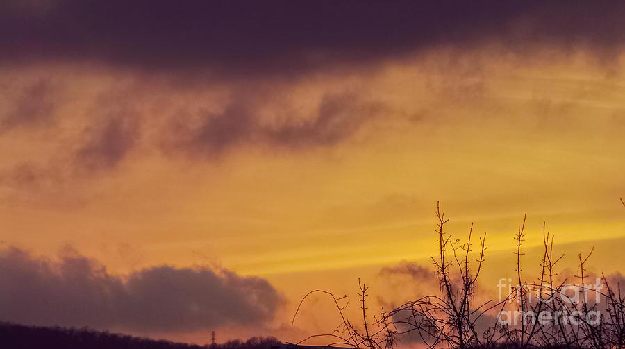 Sunset Landscape Photograph