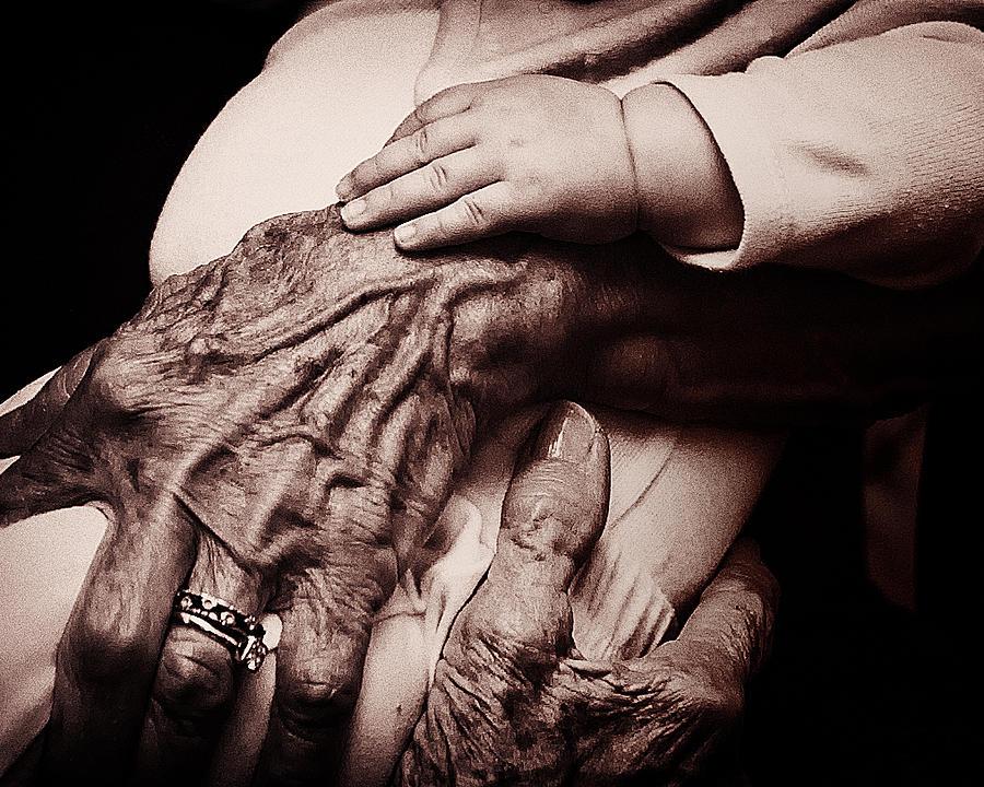 In Good Hands by Bill Averette