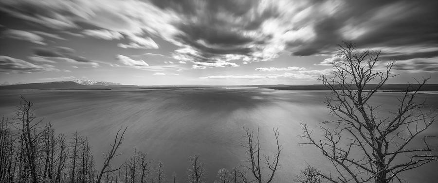 Cloud Photograph - In Motions by Jon Glaser