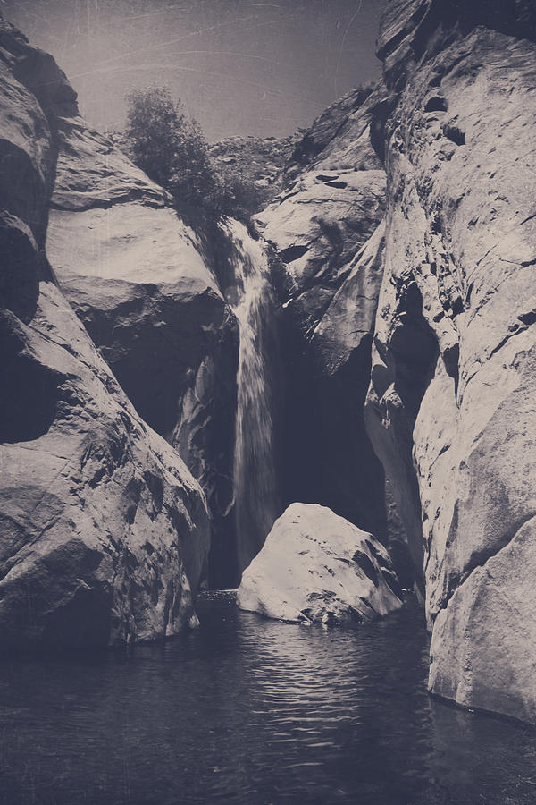 Tahquitz Canyon Photograph - In My Lifetime by Laurie Search