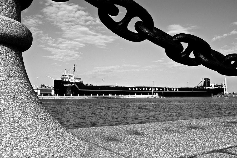 Port Photograph - In Port by Frozen in Time Fine Art Photography