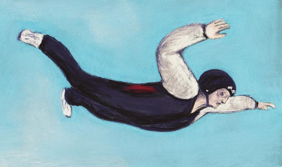 Position Pastel - In The Air by Anastasiya Malakhova