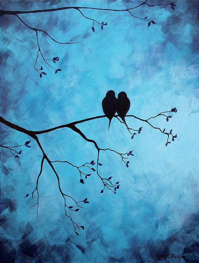 Art Painting - In The Moon Light by Lynsie Petig