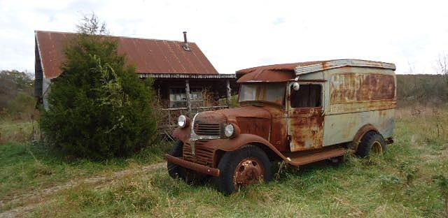 Truck Photograph - In The Suburb by Glenn Calloway