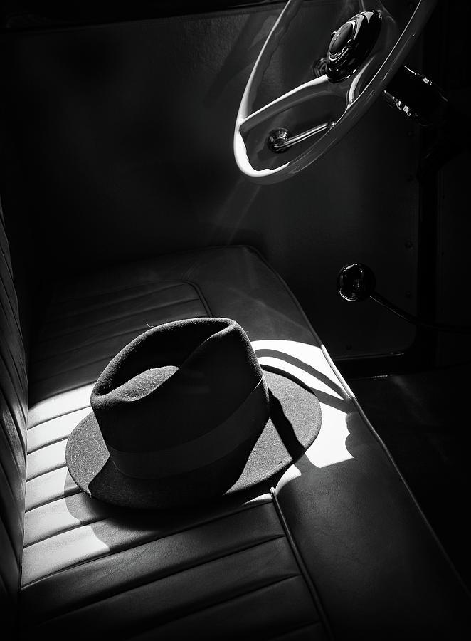 Car Photograph - In The Sun by Barbara Read