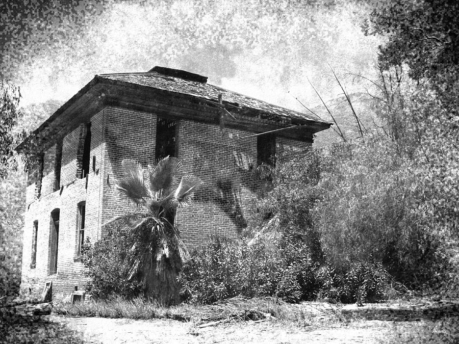 Ghost House Photograph - In Times Gone By  by Glenn McCarthy Art and Photography