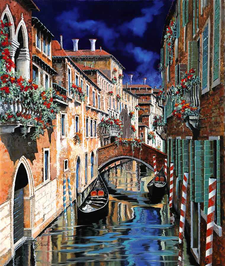 Inchiostro Su Venezia Painting