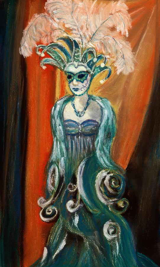 Face Painting - Incognito by Anastasiya Malakhova