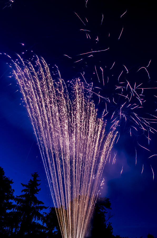 2014 Photograph - Independence Day 2014 17 by Alan Marlowe