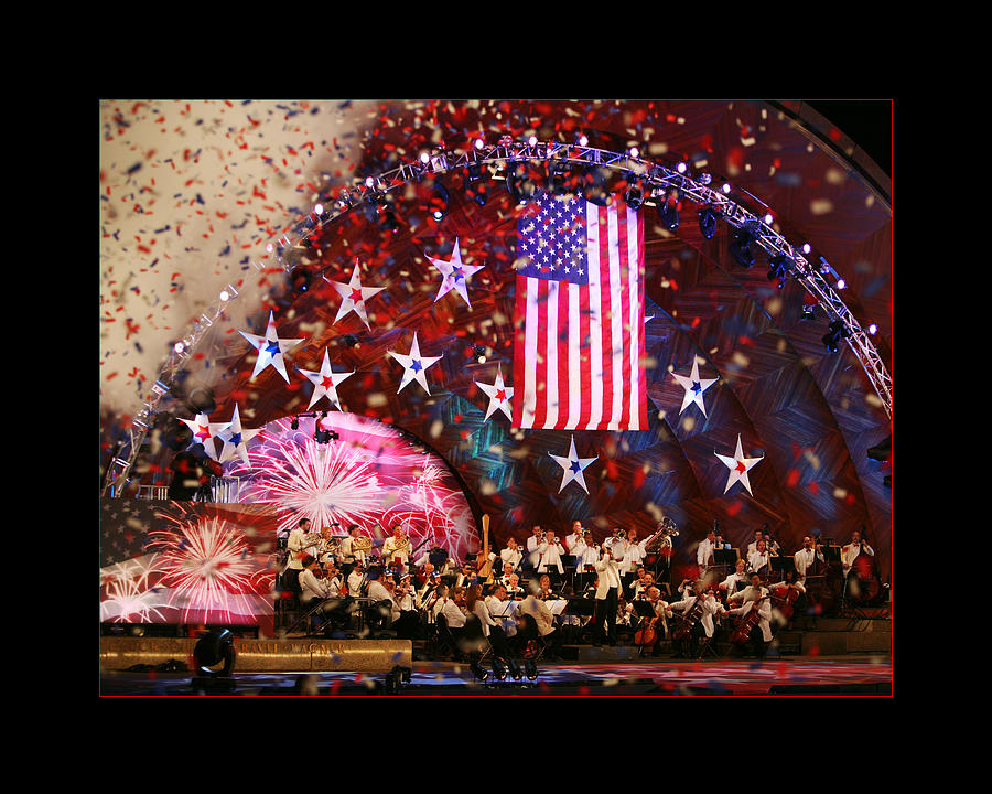 Boston Pops Photograph - Independence by Kristopher Ventresco