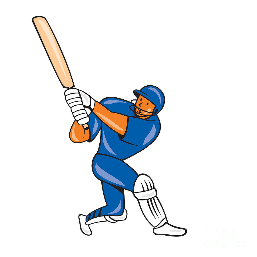 india cricket player batsman batting cartoon digital art clip art baseball bat girls clip art baseball bat tennis