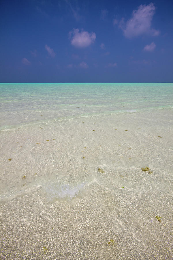 Indian Ocean Horizon Photograph by Universal Stopping Point Photography