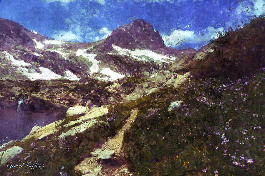 Indian Peaks Wilderness by George Tuffy