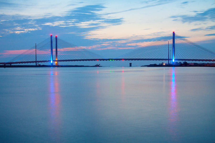 Indian River Inlet Bridge Bethany Beach Delaware