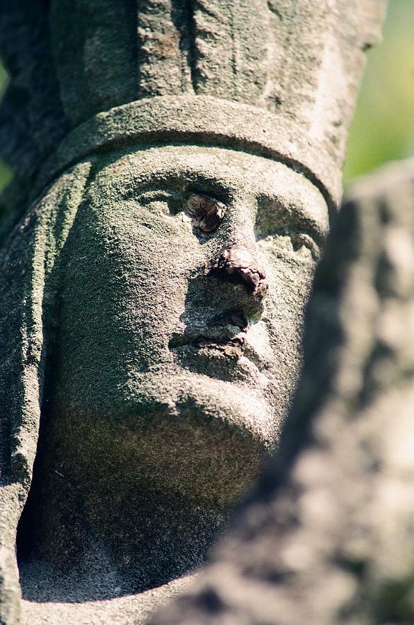 Retro Images Archive Photograph - Indian Statue by Retro Images Archive