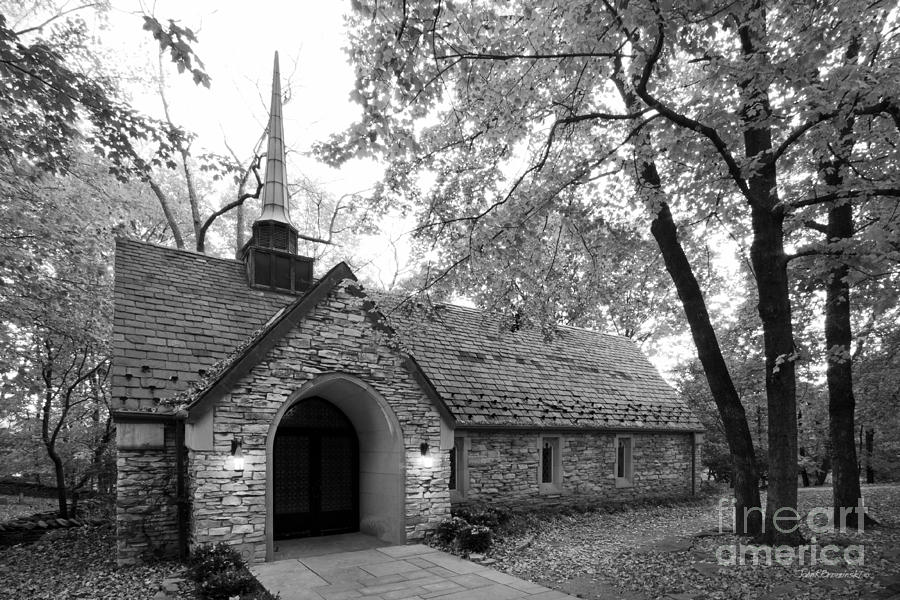 American Photograph - Indiana University Beck Chapel by University Icons