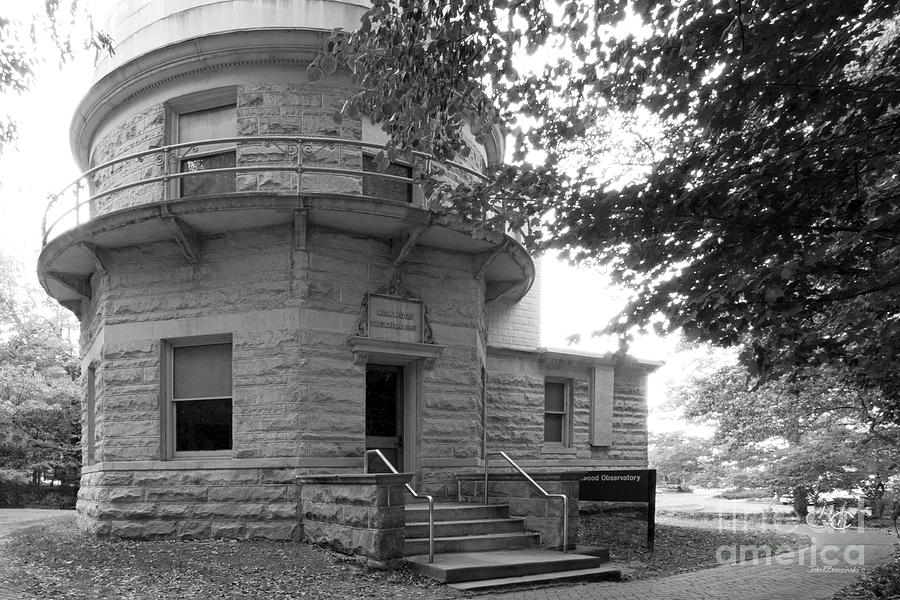 American Photograph - Indiana University Kirkwood Observatory by University Icons