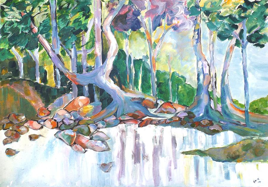 Indigiscape in Colour by Gloria Dietz-Kiebron