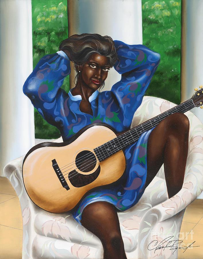 Indigo by Clement Bryant