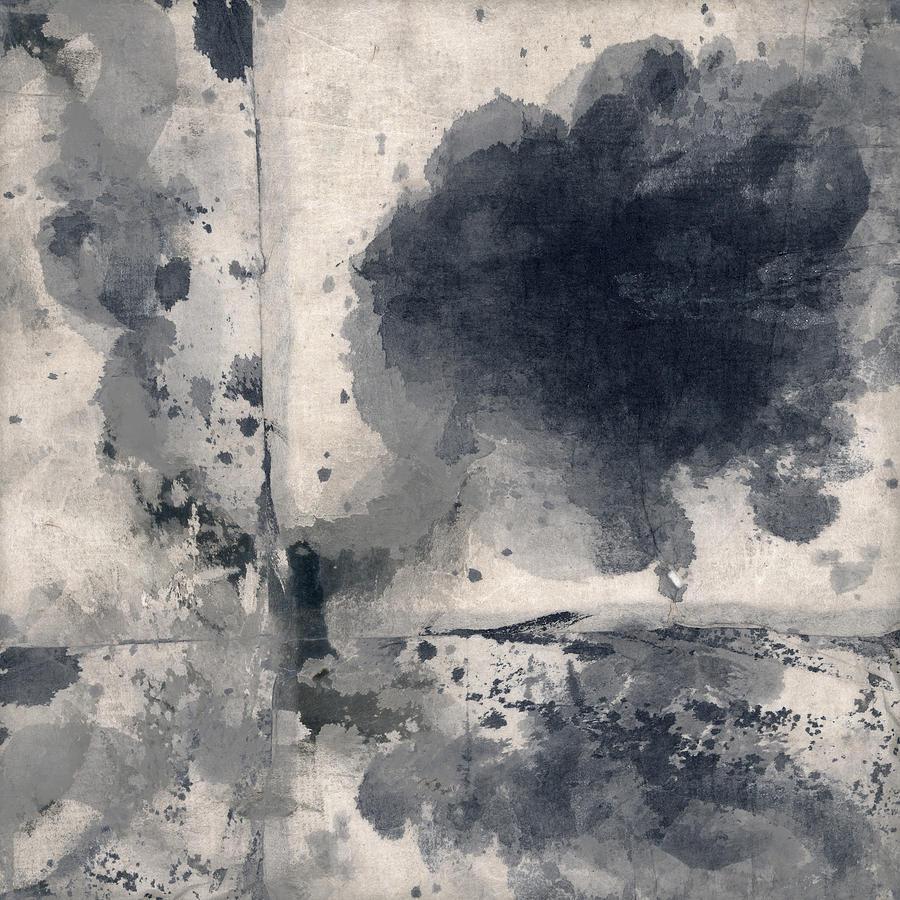 Indigo Photograph - Indigo Clouds 1 by Carol Leigh
