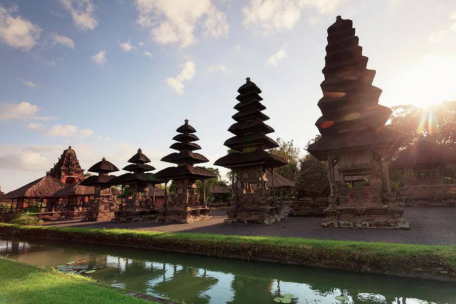 Indonesia, Bali, Taman Ayun Temple Photograph by Michele Falzone