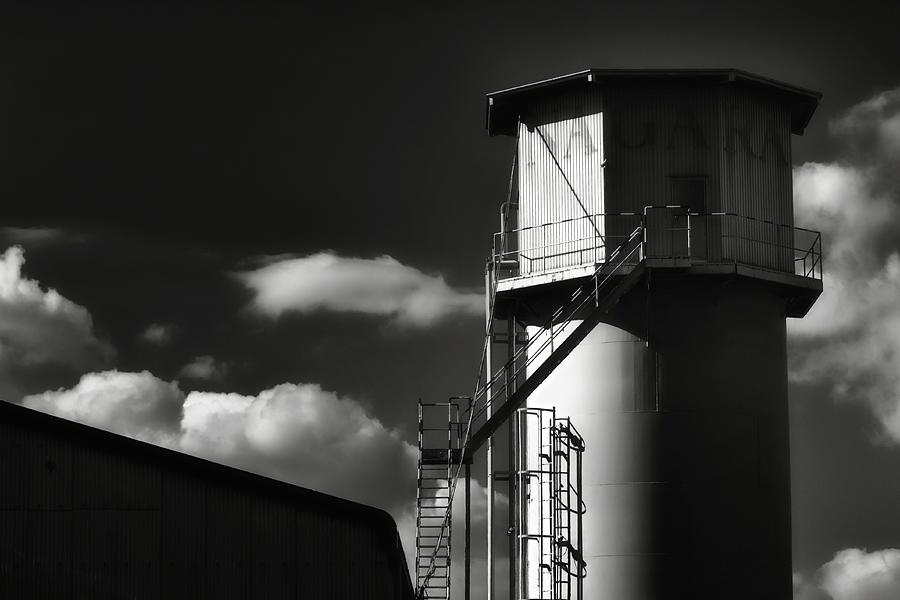 Industrial Silo, Mizuho Photograph by Photography By Stephen Cairns
