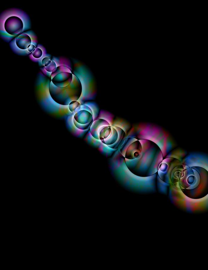 Infinity Digital Art - Infinity by Krazee Kustom