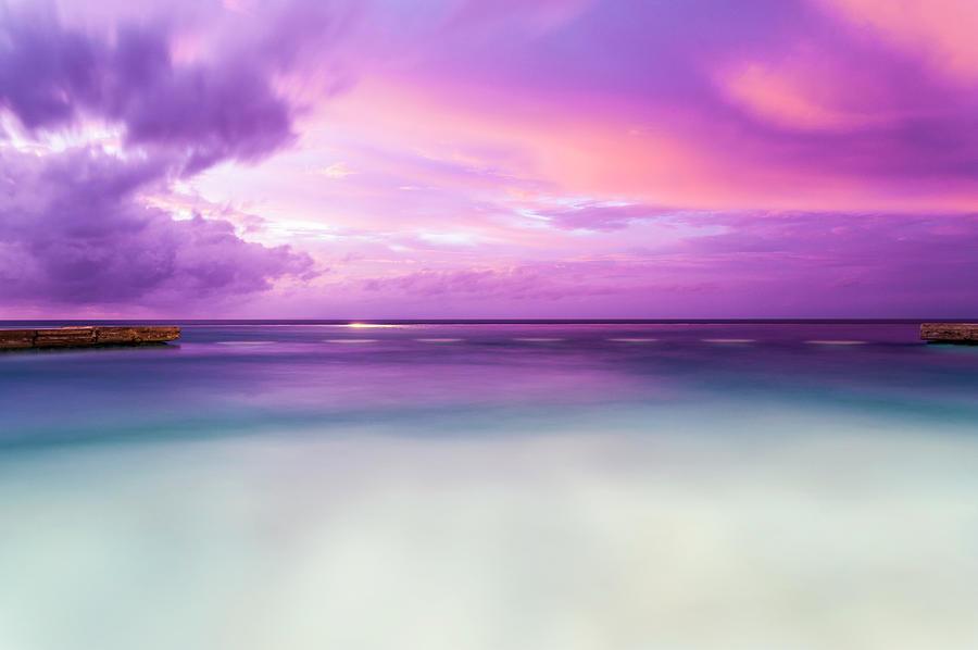 Infinity Pool, Uluwatu, Bali Photograph by John Harper