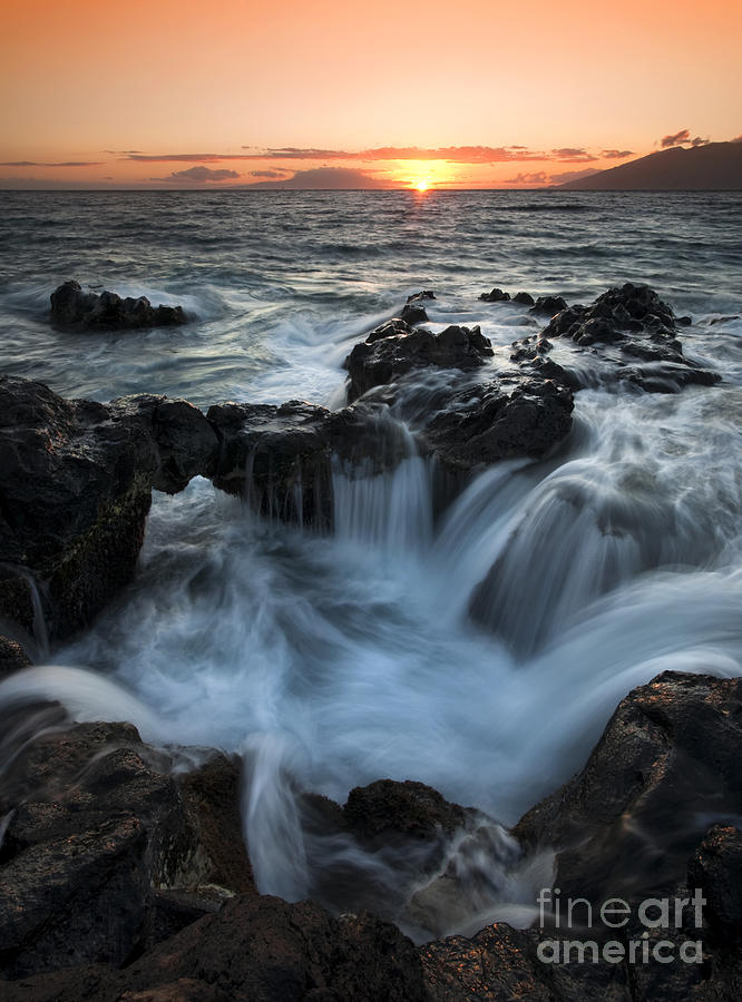 Maui Photograph - Influx by Mike  Dawson