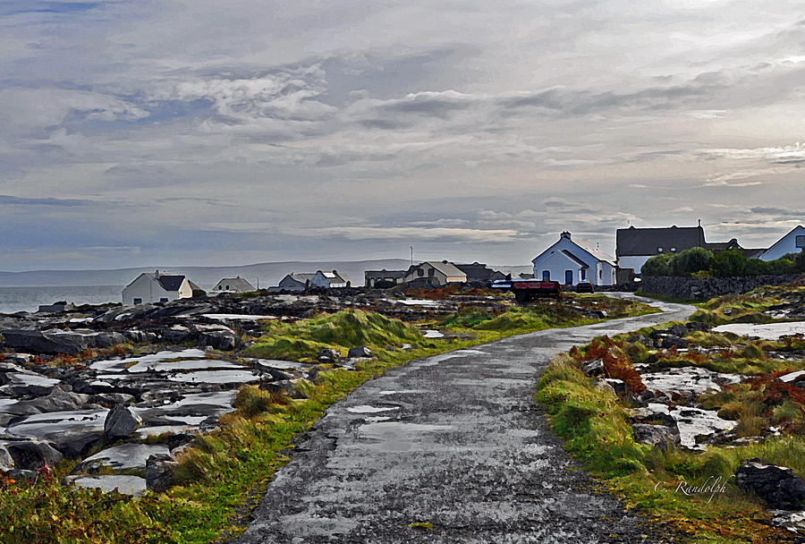 Aran Islands Photograph - Inis Oirr by Cheri Randolph