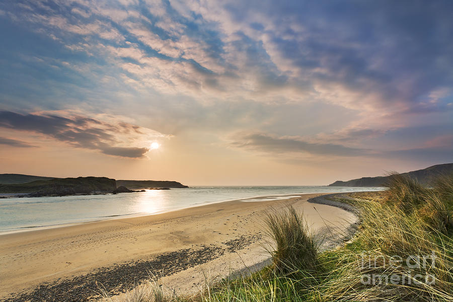 Donegal Photograph - Inishowen - Donegal - Ireland by Rod McLean