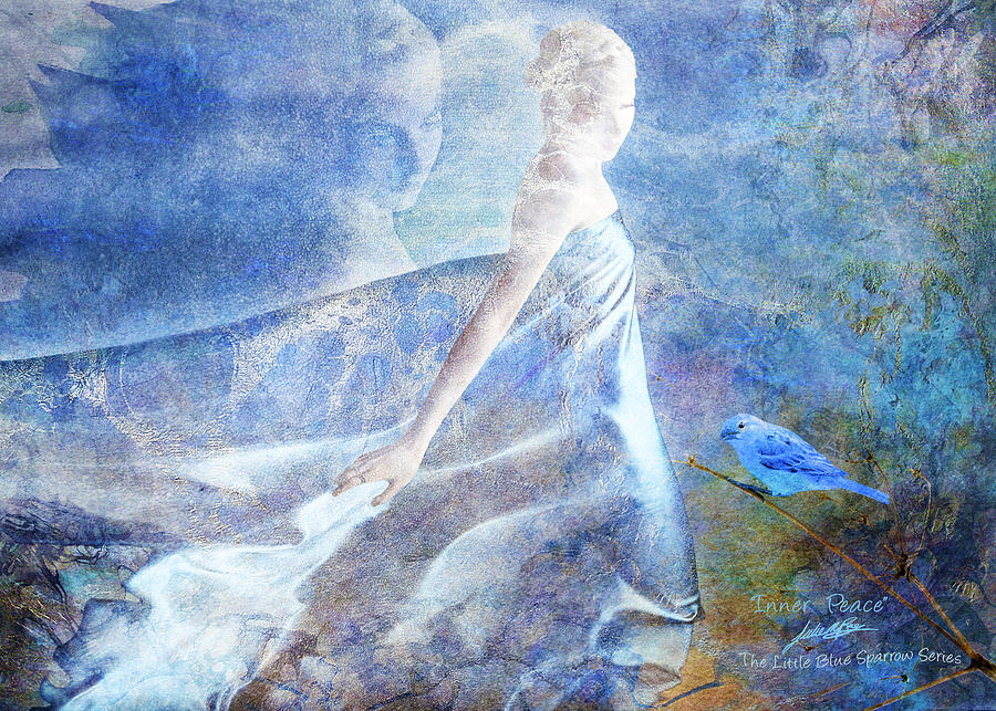 Inner Peace by Julie m Rae