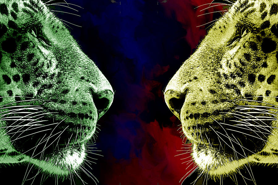 Animal Digital Art - Inner Self by Rachel Ann De Castro