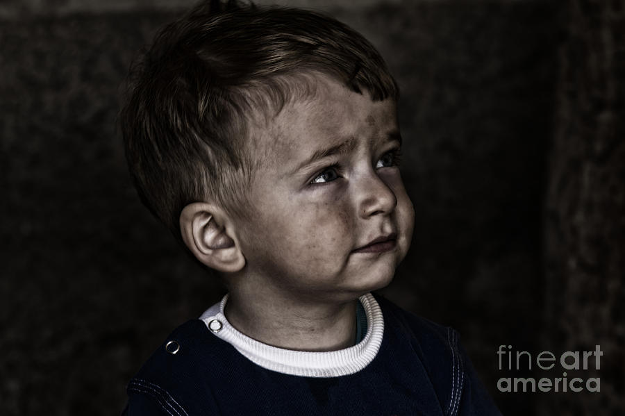 Innocent Photograph - Innocent by Zafer GUDER